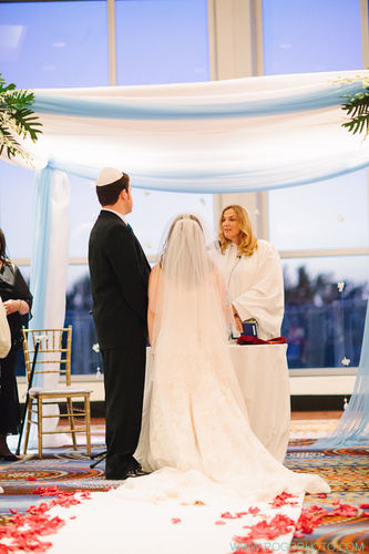 wedding ceremony eden roc miami beach pogo photo