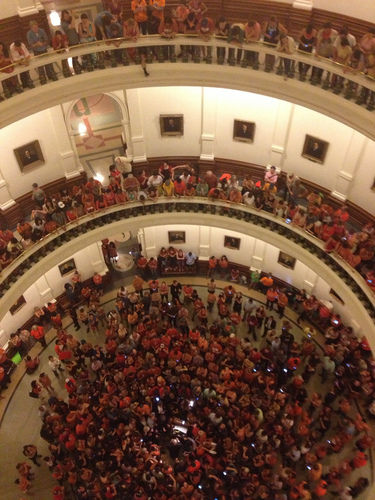 texas filibuster senate