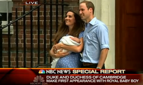 Kate Middleton royal baby Prince William