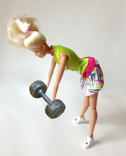 doll workout