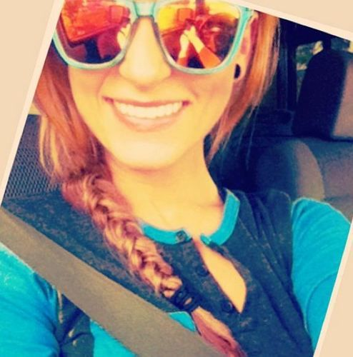 Maci Bookout Side Braid