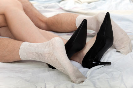 socks on during sex