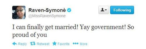 raven symone coming out tweet
