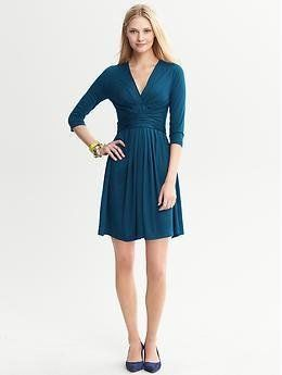 17df65a4483bb Is this Issa Collection Wrap-Tie Dress (Banana Republic