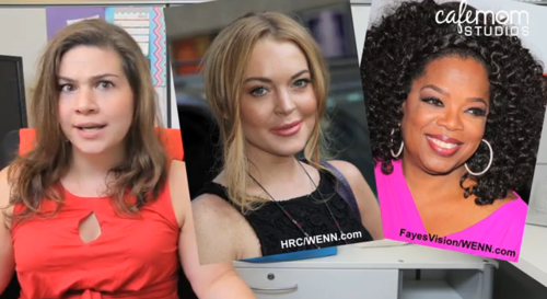 maressa brown lindsay lohan oprah the daily stir