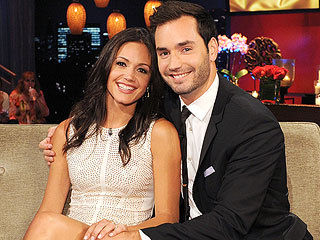 desiree hartsock with finace chris siegfried
