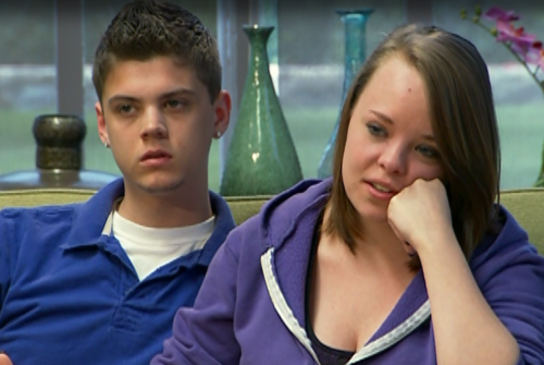 Catelynn Lowell Tyler Baltierra Couples Therapy