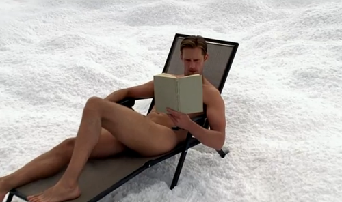 eric northman snow