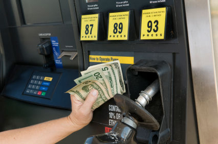 save money at gas pump