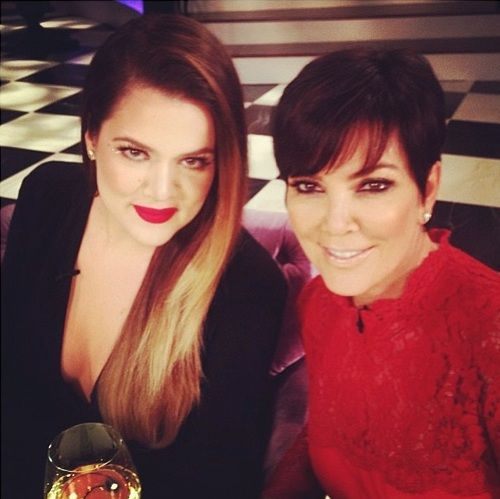 khloe kardashian and kris jenner, lamar odom drug abuse blames kardashians for leaks