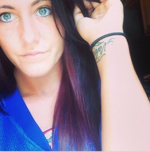 jenelle evans, tattoos, teen mom