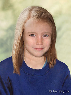 madeleine mccann 10 years old