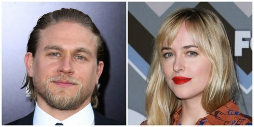 Charlie Hunnam Dakota Johnson
