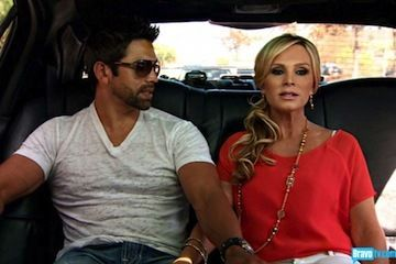 tamra barney, tamra's oc wedding, eddie judge