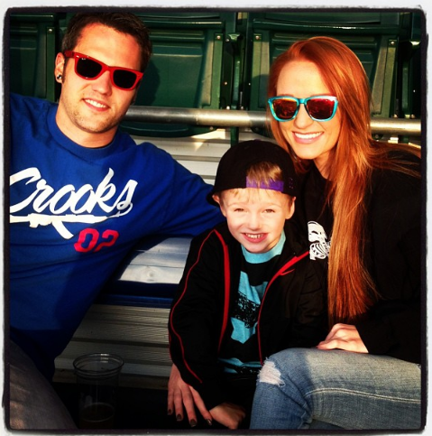 Maci Bookout Ryan Edwards