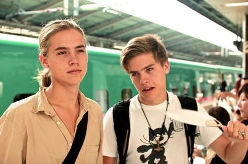 dylan, cole sprouse