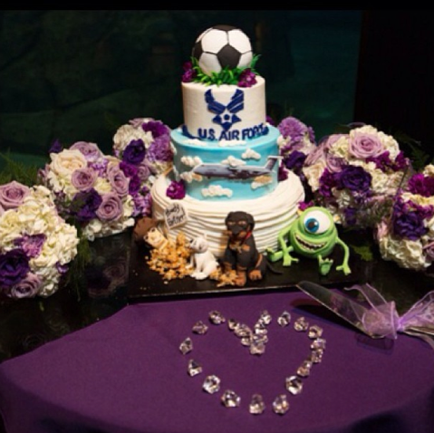 groom's cake kailyn lowry