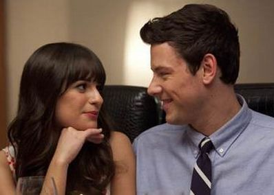 rachel berry and finn hudson