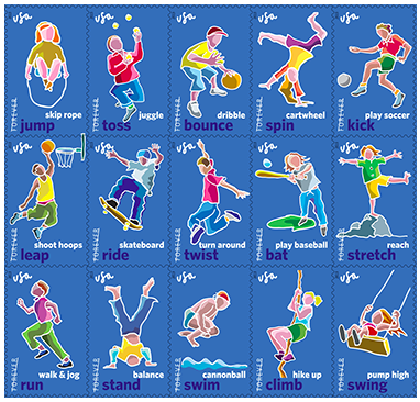 USPS stamps deemed unsafe for kids
