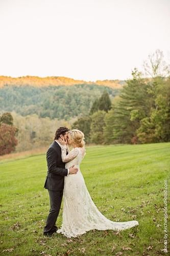 kelly clarkson wedding photo 2