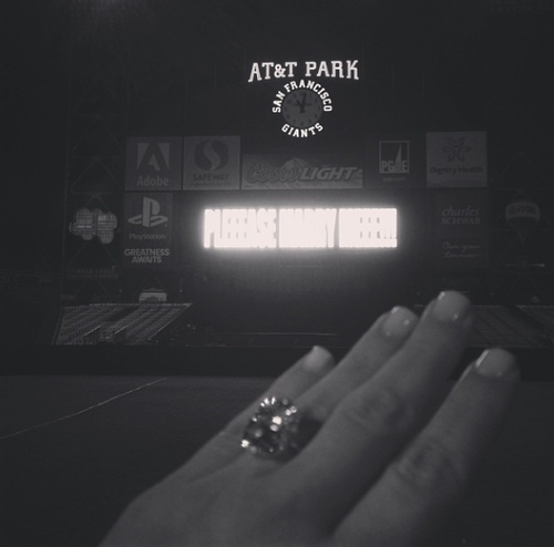 kim kardashian enagement ring