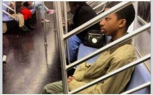 Avonte Oquendo on subway