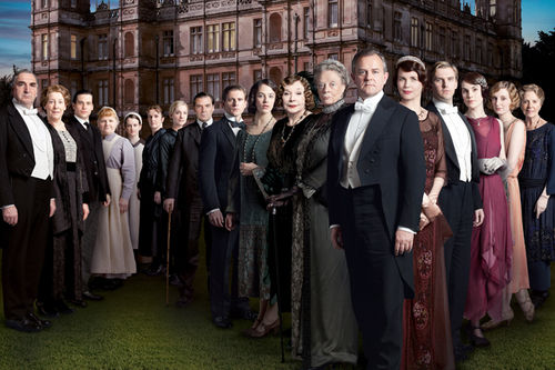 downton abbey fifth season