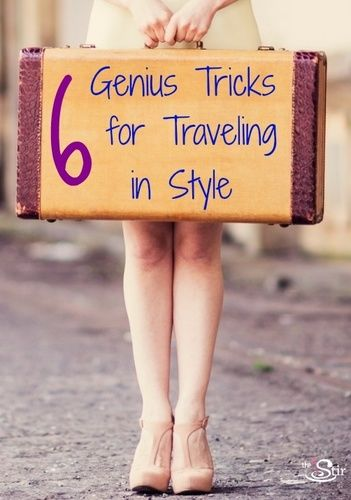 travel tricks