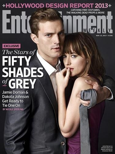 Jamie Dornan and Dakota Johnson 'Fifty Shades of Grey'