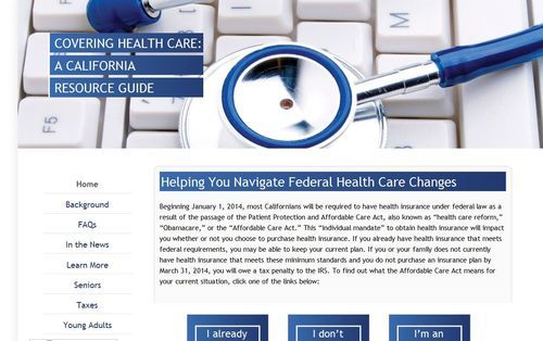 Covering Health Care CA