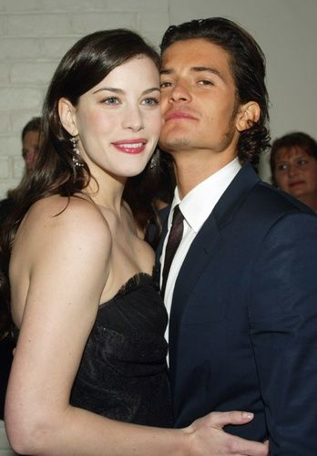 Liv Tyler Orlando Bloom