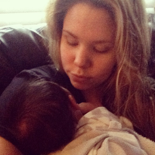 Kailyn Lowry baby lincoln