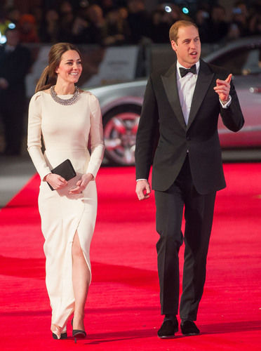 prince william kate middleton royal film performance