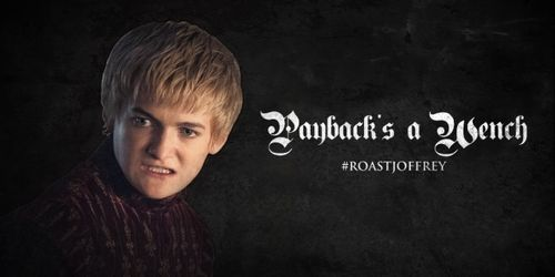 roast joffrey day