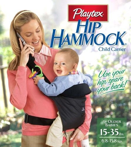 recalled Playtex infant carrier