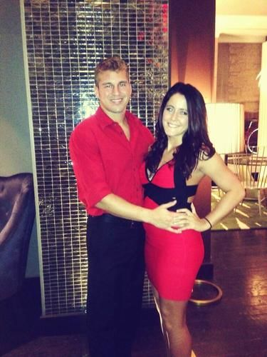 Jenelle Evans Nathan Griffith
