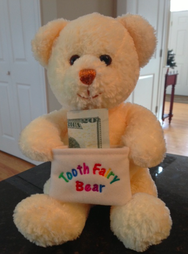 tooth fairy bear
