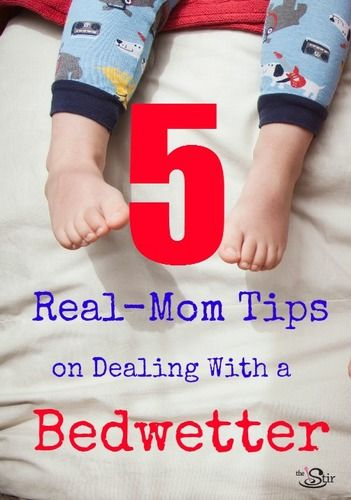 5 Real Mom Tips on Dealing With a Bedwetter