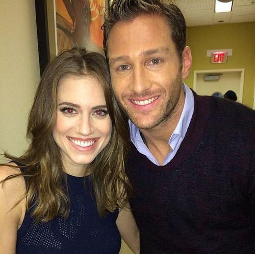 Juan Pablo and Allison Williams