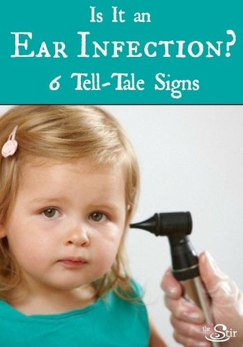 toddler ear infection