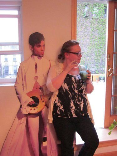 Me, and my boyfriend Prince