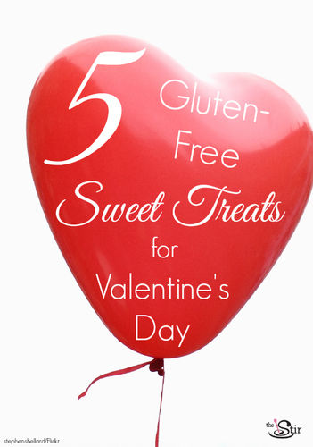 5 Gluten Free Sweet Treats for Valentine's Day