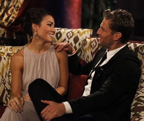 Bachelor Juan Pablo and Sharleen Joynt
