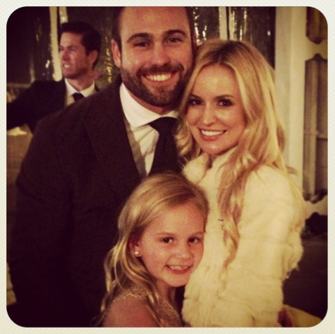 emily maynard with fiance and ricki