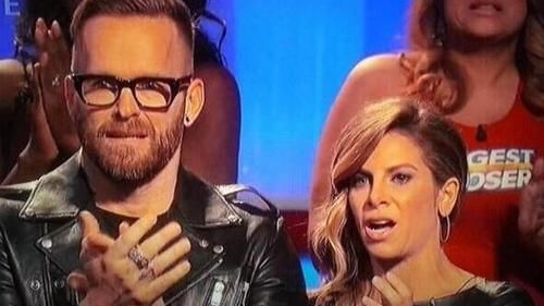 bob harper jillian michaels faces rachel frederickson