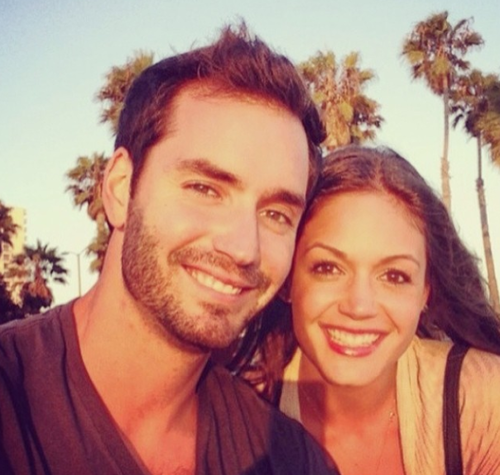 Desiree Hartsock Chris Siegfried