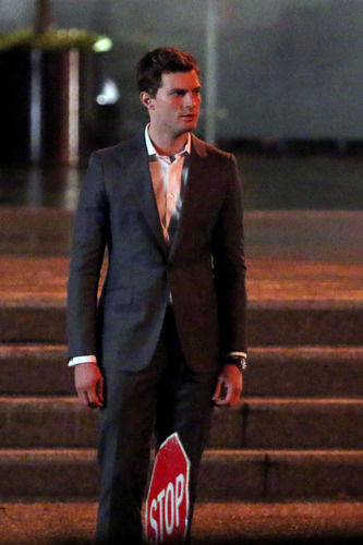 jamie dornan shooting fifty shades of grey