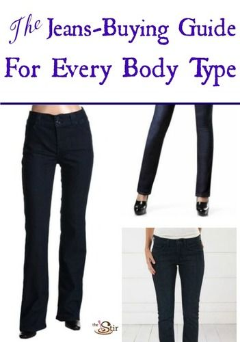 The Jeans-Buying Guide for Every Body Type