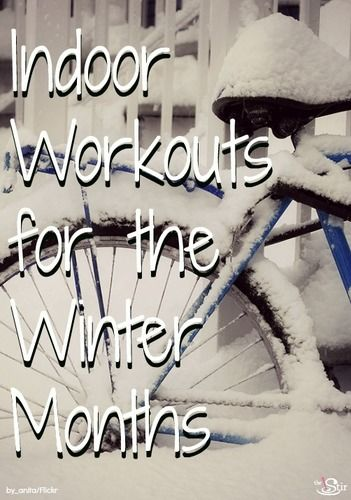 indoor workouts for winter