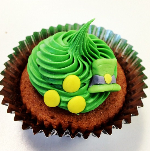 Chocolate Guinness Cupcake Recipe Is the Ultimate St. Patrick's Day ...